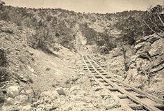 Timothy O'Sullivan Photo of Railroad Tracks