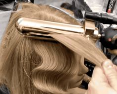 Watch This Finger Wave Video And Get The Steps To Get The Look--Use A Marcel Iron From Hot Tools To Create Perfect Hard To Master Finger Waves! This Technique From Sean Godard Will Help You Master The Look Faster!