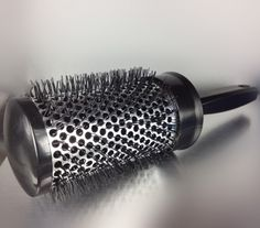 Blow Drying Brush Silver Black Beauty Stuff, Hair Beauty, Hairspray, Beauty Shop, Cut And Color, Hair Care, Silver, Black, Money