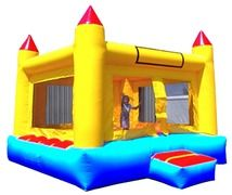 12 best things for partys images bouncy castle bounce houses rh pinterest com