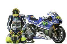 Valentino Rossi  Yamaha 2014 MotoGP livery