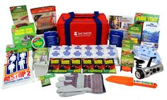 SafeGuard Deluxe - Two Person 72 hour Emergency Kit