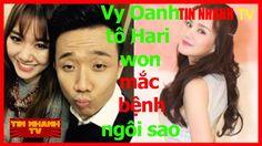 Hari won bị Vy Oanh tố cáo mặc bệnh ngôi sao như Trần Thành Khôn ngoan t...