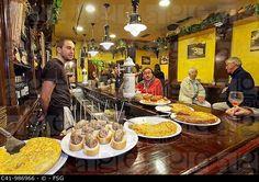 Borda Berri San Sebastian Spain   ... at Bar Borda Berri, San Sebastian, Guipuzcoa, Basque Country, Spain