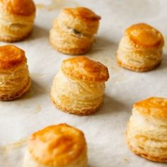 Bánh Patê Sô - a delicious Vietnamese savory treat of puff pastry filled with pork