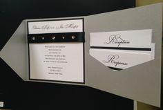 #WeddingInvitation #Pocket