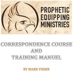NEED Prophetic Training  - email me  markv@pem.org.za