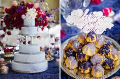 Marie Antoinette Styled Shoot / Inge Newport of The Cake Cartel / Genevieve Fundaro Photography