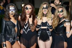 20 disfraces grupales para usar con tus amigas en Halloween