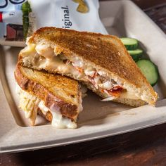 Lobster Grilled Cheese, the Lobster Roll Alternative You Have to Try #FWx