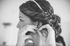 Brautfrisuren 2016 für lockiges Haar: Frisch, frech oder doch lieber verführerisch? Image: 5