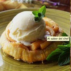 Tarta de guayaba.  PARA VER LA RECETA COMPLETA.  http://televisa.esmas.com/al-sabor-del-chef/postres/369126/tarta-guayaba-al-sabor-del-chef/