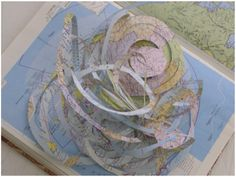 Altered Books Project Opens at Summit Artspace