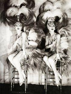 1920's showgirls - Google Image Result for http://30.media.tumblr.com/tumblr_livo6iWleC1qa70eyo1_500.jpg