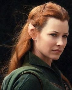 I like her acting!!!  But I was disappointed in the desolation of Smaug as a continuing of the Hobbit!!!  Awesome movie though!!!