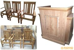 Can Design, White Oak, Priest, Brisbane, Heaven, Chairs, Polish, Cabinet, Storage