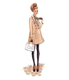 *sigh* if only i could get all of these adorable prints! (by Inslee Haynes)