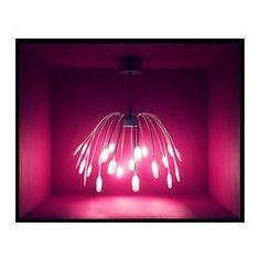 HÄGGÅS LED pendant lamp - IKEA