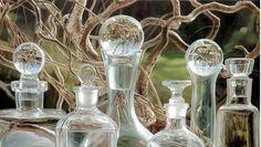 Jars of crystal