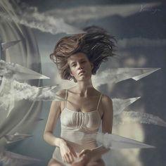 As cativantes fotos de Elena Vizerskaya