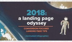 This infographic outlines ten tips to help improve the performance of your landing pages.