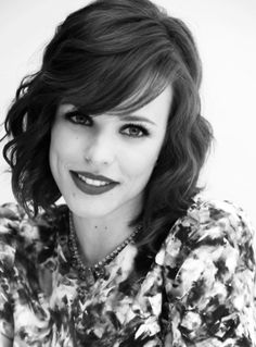 Rachel McAdams. Love her and basically every one of her movies.