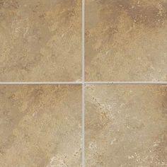 "Daltile Sandalo Floor or Wall Ceramic Tile 18"" x 18"""