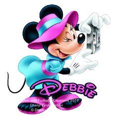 Minnie Mouse - Debbie