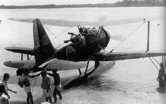 "Stuka — Mitsubishi F1M ""Pite"""