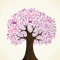 Outubro Rosa  Vista essa causa.  Mulher consciente na luta contra o câncer de mama.
