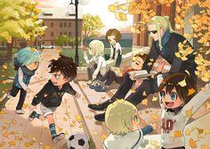 Inazuma eleven Nathan Swift, Evans, Inazuma Eleven Go, Boy Art, Funny Art, Webtoon, Manga Anime, Pokemon, Kawaii