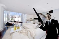 On the Eve of Skyfall, The Homes of the James Bonds
