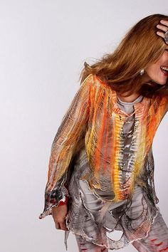 Aproximat by Tatiana Palnitska - Art to Wear Originals - Buzz: