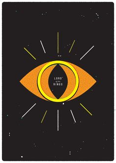 Lord of the Rings on Behance