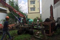 Ép cọc bê tông tại Quận Tân Phú