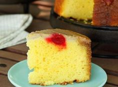 Banana Upside Down Cake: Photo - 2 | Just A Pinch Recipes