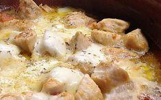 Bocconcini di pollo filante