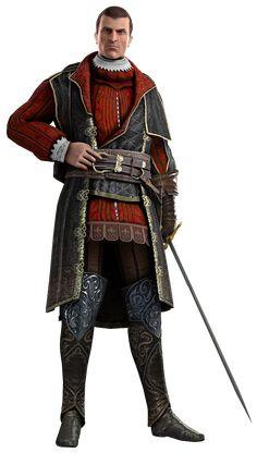 Nobleman (unarmored) (Niccolo Machiavelli, Assassin's Creed: Brotherhood)