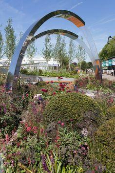 Chelsea Flower Show 2014 - Bartholomew Landscaping - Positively Stoke-on-Trent Garden btphotography.co.uk