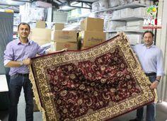 Empresa paranaense é referência na venda online de tapetes