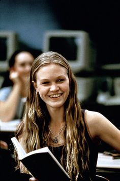 Julia Stiles - 10 Things I Hate About You - Love that movie.