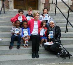 Desktop, Elizabeth Warren, Middle School, Trail, Campaign, Interview, Student, Reading, Teaching High Schools