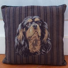 Cavalier King Charles Spaniel Pillow - Kissen - Coussin