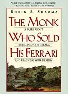 The Monk Who Sold His Ferrari By Robin Sharma Pdf Ebook Download