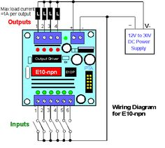 Pin by anna cai on plc programming pinterest iv e10 npn wiring diagram ece asfbconference2016 Gallery