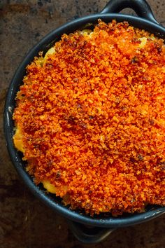 Kimchi Mac n' Cheese via The Hungry Scribbler. (Sounds like a quality combo there).