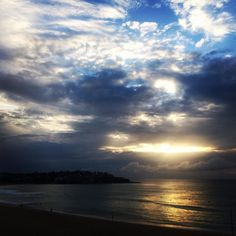 SLICE of light #bondi #bondibeach #bondisunrise #beach #sea #surf #surfing #sand #sunrise #spring by aprillaq http://ift.tt/1KBxVYg