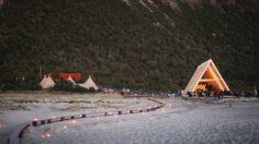 World's largest sauna by SALT – Design Competitions