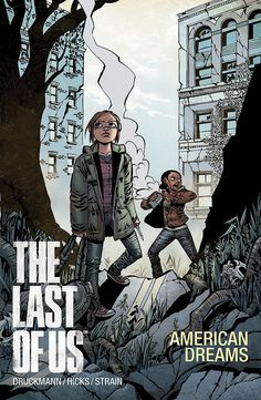 Comic Review: The Last of Us: American Dreams  http://nerdybutflirty.com/2013/04/24/review-the-last-of-us-comic/