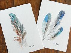 Grow Creative: Feathers in my Yard